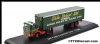 46678101 ATLAS Stobart DAF F2200 Curtainside Trailer 'Twiggy'